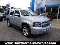 Carfax One Owner 2014 Chevrolet Tahoe LTZ 4WD SUV