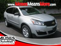 Clean CARFAX. Silver Ice Metallic 2014 Chevrolet