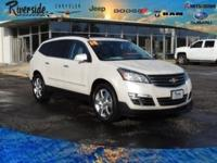 New Price! CARFAX One-Owner. 2014 Chevrolet Traverse