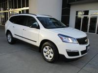 *This 2014 Chevrolet Traverse LS* will sell fast