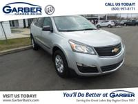 2014 Chevrolet Traverse LS! Featuring a 3.6L V6 and