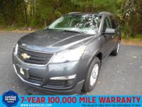 This 2014 Chevrolet Traverse LS is proudly offered by