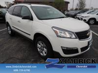 Options:  2014 Chevrolet Traverse Fwd 4Dr Ls|4-Wheel