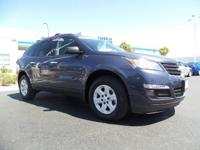 Come see this 2014 Chevrolet Traverse LS. Its Automatic