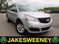 Meet our GM Certified 2014 Chevrolet Traverse. This