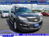 2014 Chevrolet Traverse LS This Chevrolet Traverse is
