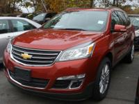 2014 Chevrolet Traverse LT Cloth 1LT18' x 7.5' Aluminum