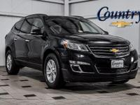 Traverse... LT... AWD... 3.6 V6... 6-Speed Automatic...