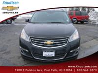 Options:  2014 Chevrolet Traverse Lt W/1Lt|Black