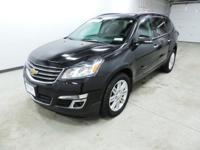 Options:  2014 Chevrolet Traverse Lt|Black|Awd. At