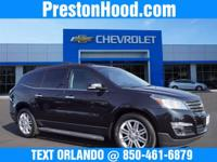 Options:  2014 Chevrolet Traverse Lt W/1Lt|Miles: