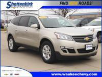 Options:  2014 Chevrolet Traverse Lt Awd Lt 4Dr Suv