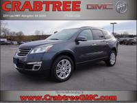Options:  2014 Chevrolet Traverse Lt|Lt 4Dr Suv