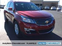 Chevrolet Traverse  CARFAX One-Owner.  **Accident Free
