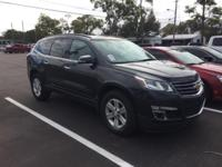 New Price! Certified. This 2014 Chevrolet Traverse in