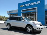 Come see this 2014 Chevrolet Traverse LT. Its Automatic