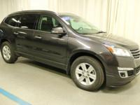 2014 Chevrolet Traverse LT 1LT Cyber Gray New Price!