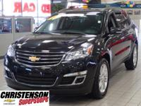 2014+Chevrolet+Traverse+LT+In+Black+Granite+Metallic+GM