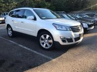 Options:  2014 Chevrolet Traverse Ltz|Awd Ltz 4Dr