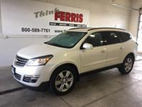 Options:  2014 Chevrolet Traverse Ltz|**Leather