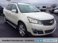 Chevrolet Traverse  Clean CARFAX. CARFAX One-Owner.