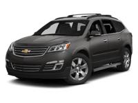 2014 Chevrolet Traverse Tungsten Metallic  CARFAX