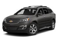 Chevrolet Traverse LTZ Pewter AWDRecent Arrival! CARFAX