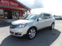 Options:  2014 Chevrolet Traverse Dvd Leather Bose Tow