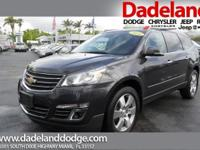 This outstanding example of a 2014 Chevrolet Traverse