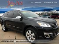 PREMIUM & KEY FEATURES ON THIS 2014 Chevrolet Traverse
