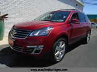 Come see this 2014 Chevrolet Traverse LTZ. Its