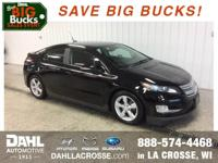 New Price! 2014 Chevrolet Volt CARFAX One-Owner. Clean