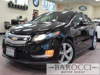 Options:  2014 Chevrolet Volt Base 4Dr