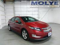 2014 Chevy Volt with Premium Package and Safety Package
