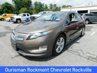 CARFAX One-Owner. Brownstone Meta 2014 Chevrolet Volt