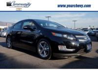 Options:  2014 Chevrolet Volt Premium|Premium 4Dr