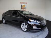 Options:  2014 Chevrolet Volt Premium Trim