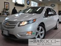 Options:  2014 Chevrolet Volt Premium Leather