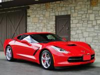 2014 Chevrolet Corvette Stingray,This C7 is the