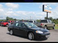 Make: Chevrolet Model: Impala Limited LT