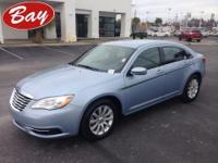Check out this gently-used 2014 Chrysler 200 we