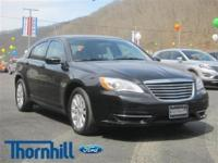 Snag a score on this 2014 Chrysler 200 Touring before