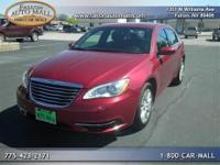 Drive this noteworthy Sedan home today! CARFAX 1 owner