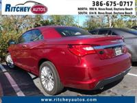 LOW MILEAGE 2014 CHRYSLER 200 LIMITED
