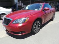 Check out this 2014 Chrysler 200 S. Its Automatic