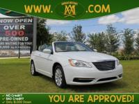 Options:  2014 Chrysler 200 Touring Is A 100% Carfax