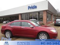 Exterior Color: red, Body: Sedan, Engine: 3.6L V6 24V