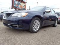 Options:  2014 Chrysler 200 Limited 4Dr