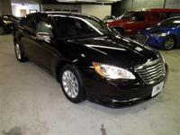 only 28K miles!!...200 LIMITED:  LEATHER SEATING-HEATED