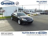 2014 Chrysler 200 Limited! Featuring a 3.6L V6 and only